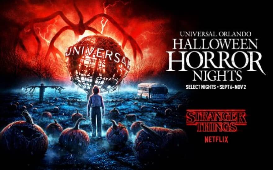 Universal Studio's Halloween Horror Nights-small