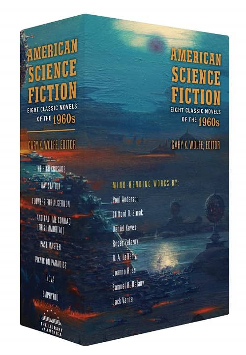 American Science Fiction Eight Classic Novels of the 1960s-small