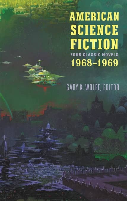 American Science Fiction Four Classic Novels 1968-1969-small