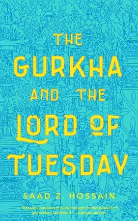 Gurkha and the Lord of Tuesday-small