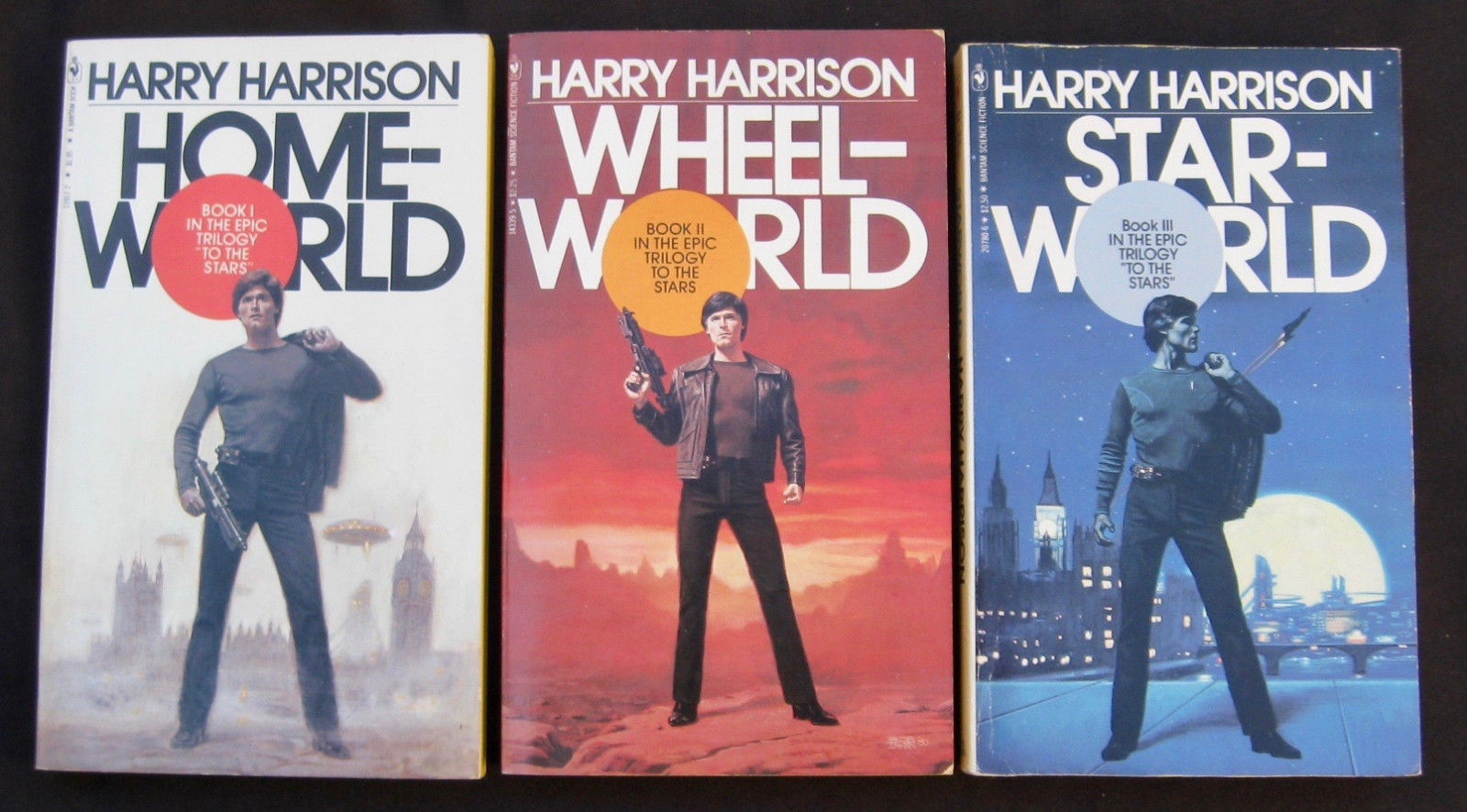 Harry Harrison To the Stars-small