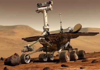 Opportunity, Mars rover, 2003