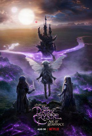 The Dark Crystal Netflix poster 2