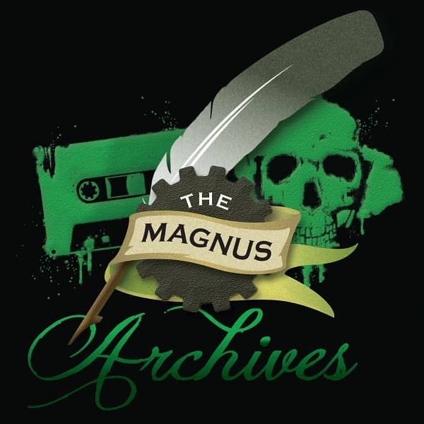 The Rusty Quill The Magnus Archives-small
