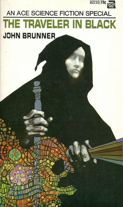 The Traveler in Black John Brunner-small