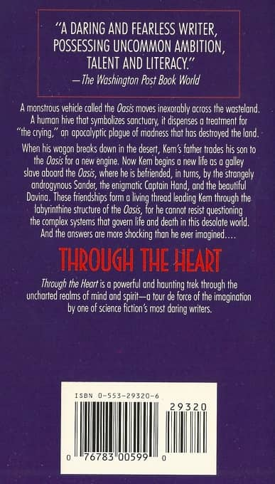 Through the Heart Richard Grant-back-small