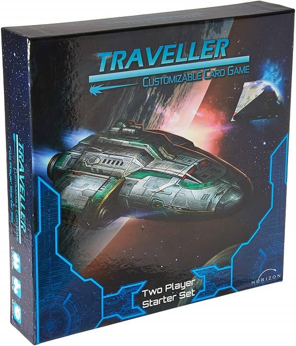 Traveler CCG Two Player Starter Set-small