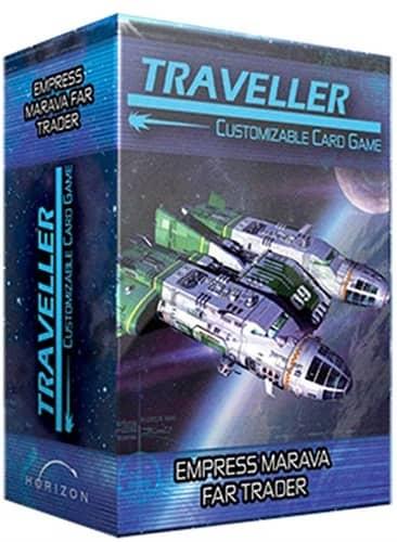 Traveller CCG Ship Deck Empress Marava Far Trader-small