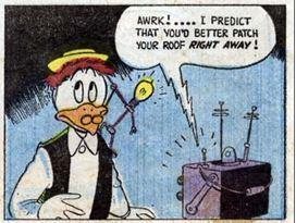 Uncle Scrooge #16, Dec.-Feb. 1957 Gyro 1 panel 7