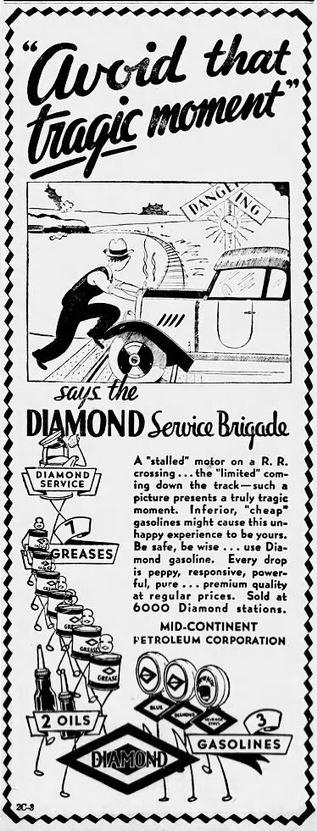 1932-04-08 Louisville Courier-Journal 18 Diamond Service Brigade