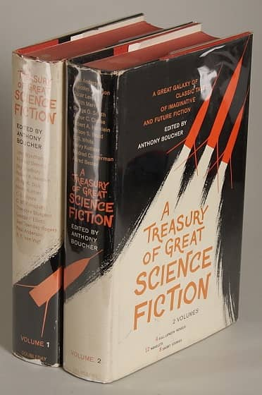 A Treasure of Great Science Fiction Anthony Boucher-small
