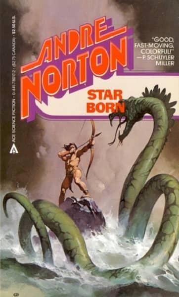 Andre Norton-Star Born-small