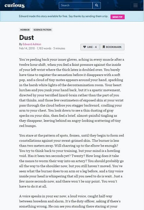 Curious Fictions Dust-small