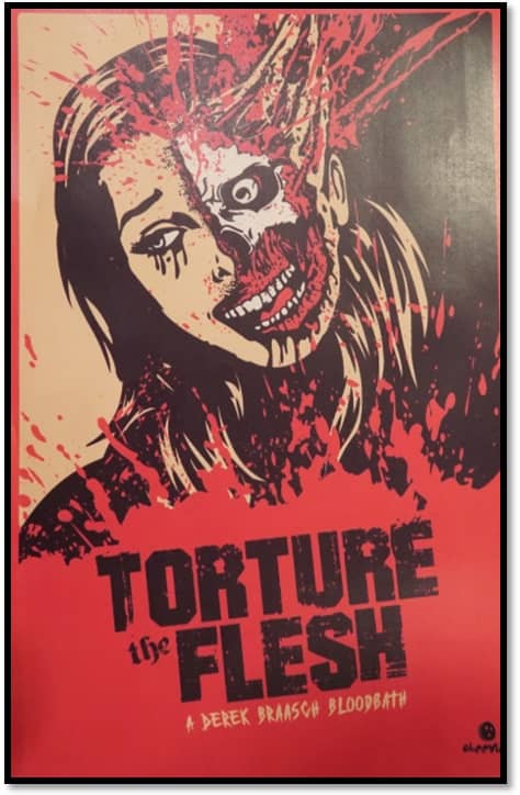 Days of the Dead 2019 Torture the Flesh