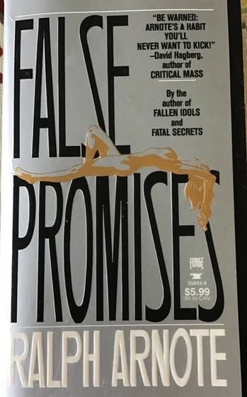 False Promises Ralph Arnote-small