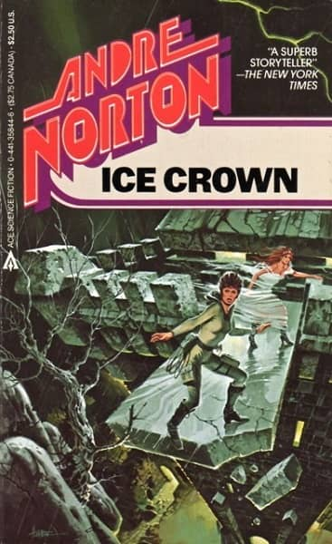 Ice Crown-Andre Norton-small