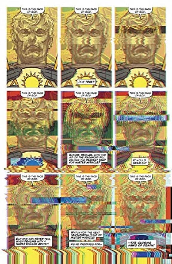 Mister Miracle page 5