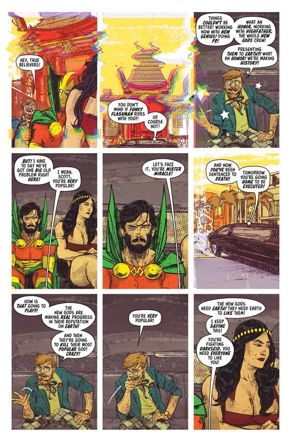Mister Miracle page 6-small
