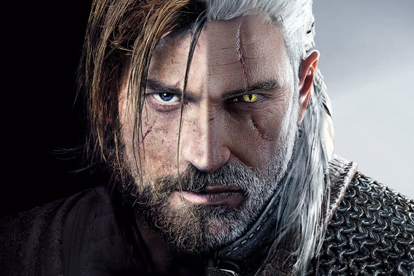 Nikolai as Geralt