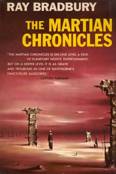 Ray Bradbury The Martian Chronicles-small