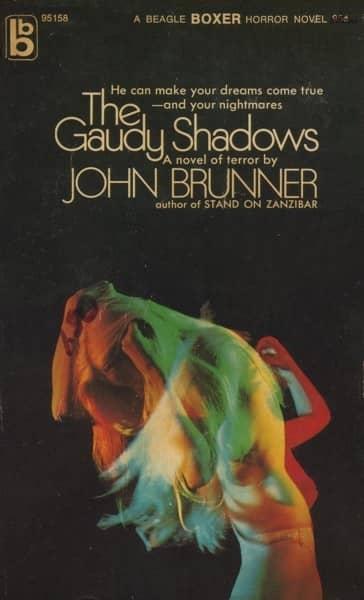The Gaudy Shadows John Brunner-small