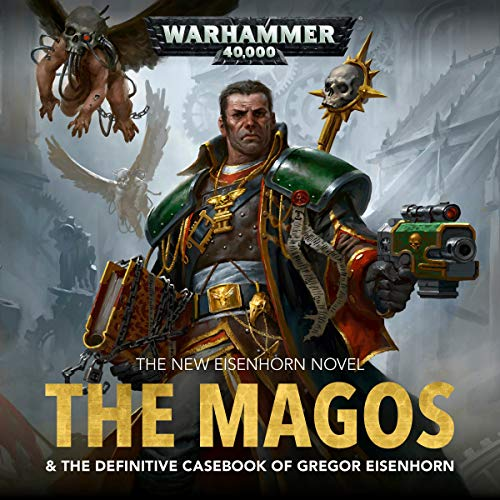 The Magos Audiobook-big