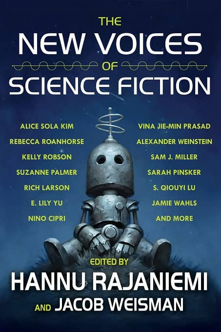 The New Voices of Science Fiction-small
