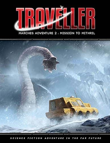 Traveller Marches Adventure 2 Mission to Mithril