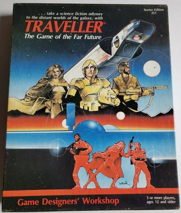 Traveller Starter Edition-small