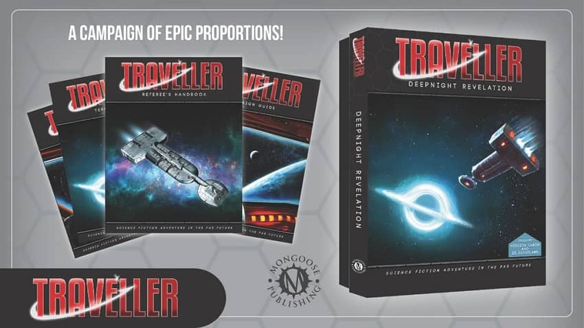 Traveller The Deepnight Revelation Campaign Box Set-small