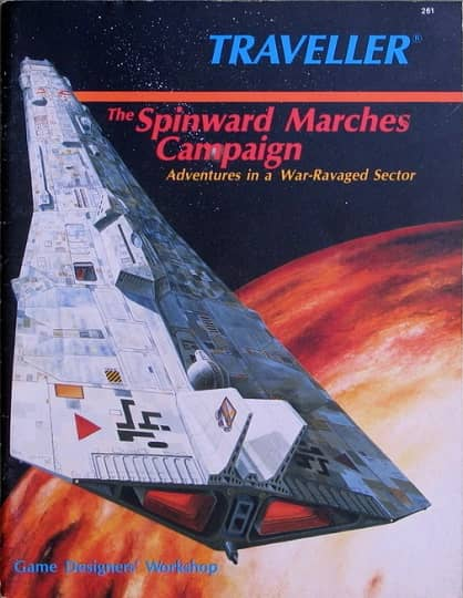 Traveller The Spinward Marches-small