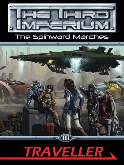Traveller The Third Imperium The Spinward Marches-small