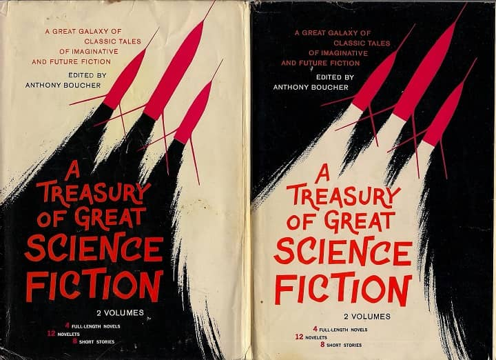 A Treasury of Great Science Fiction-small
