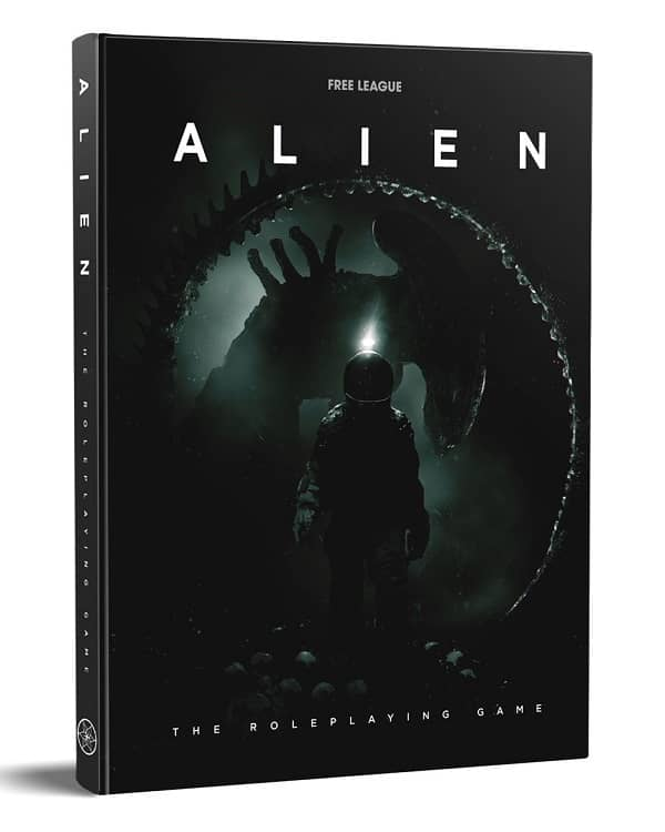 Alien The Role Playing Game-small