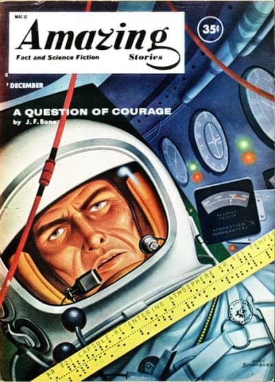 Amazing Stories December 1960