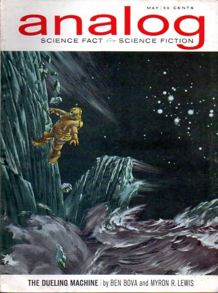 Analog Science Fact Science Fiction May 1963