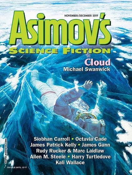 Asimov's Science Ficion November December 2019-small