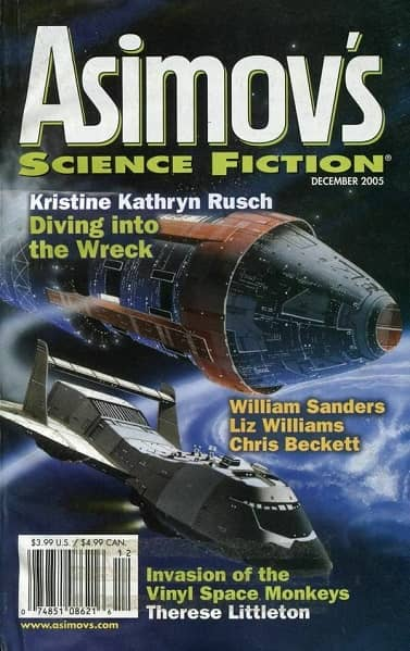 Asimov's Science Fiction December 2005-small