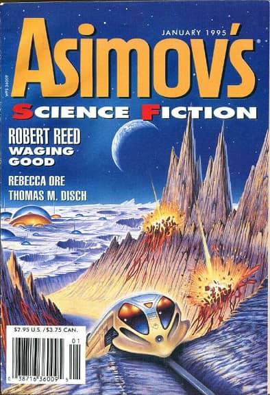 Asimov's Science Fiction January 1995-small