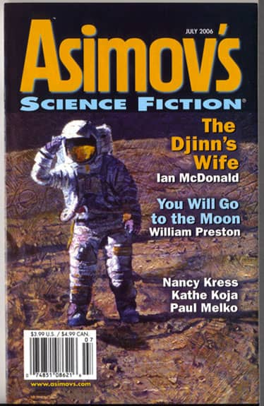 Asimov's Science Fiction July 2006-small