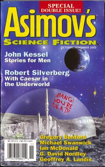 Asimov's Science Fiction October-November 2002-small