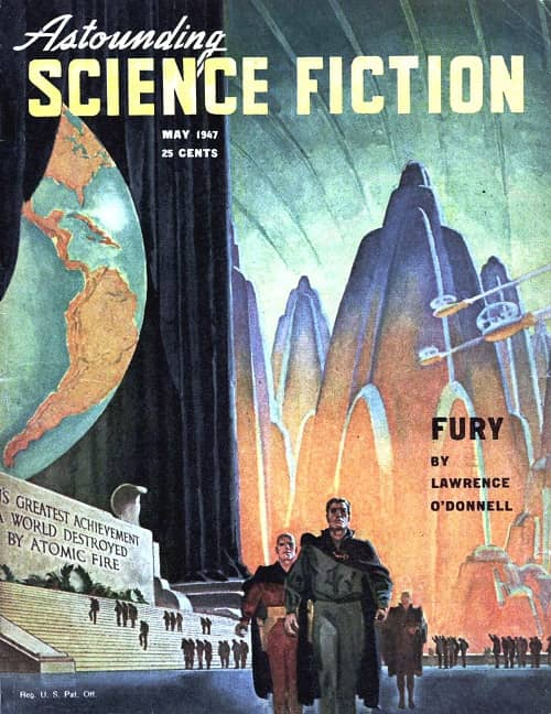 Astounding Science Fiction Fury May 1947-small
