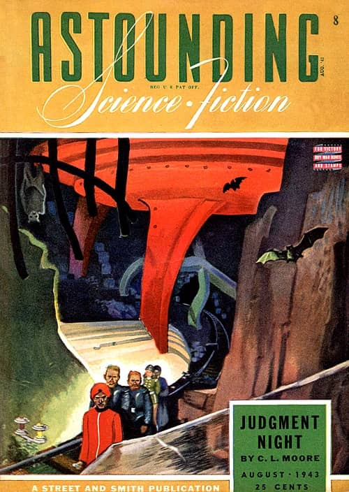 Astounding Science Fiction Judgment Night August 1943-small