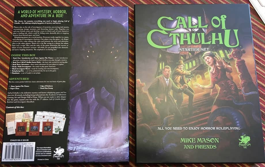 Call of Cthulhu Starter Set-back-small