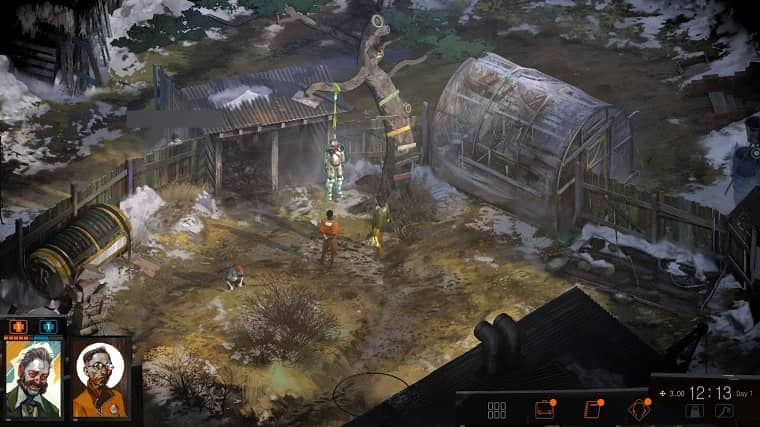 Disco Elysium screen shot7-small
