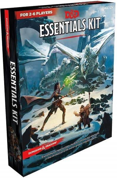 Dungeons & Dragons Essentials Kit-small