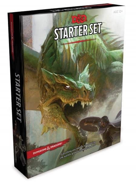 Dungeons & Dragons Starter Set-small