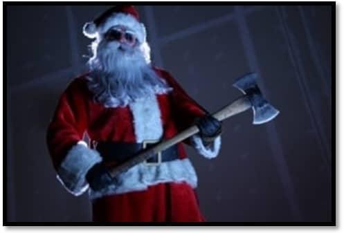 Holiday Horror Con 2019 Santa