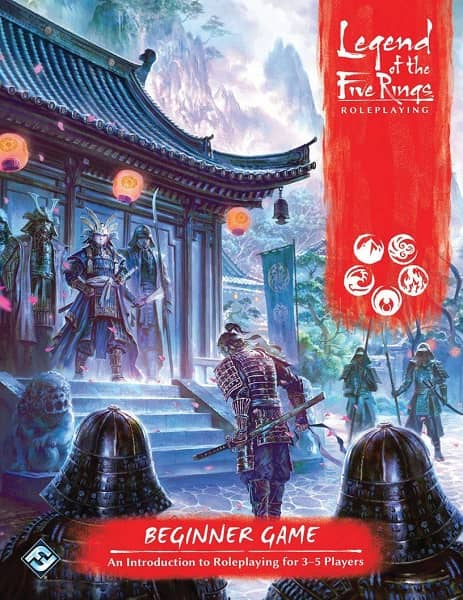 Legend of the Five Rings Beginner Game-small