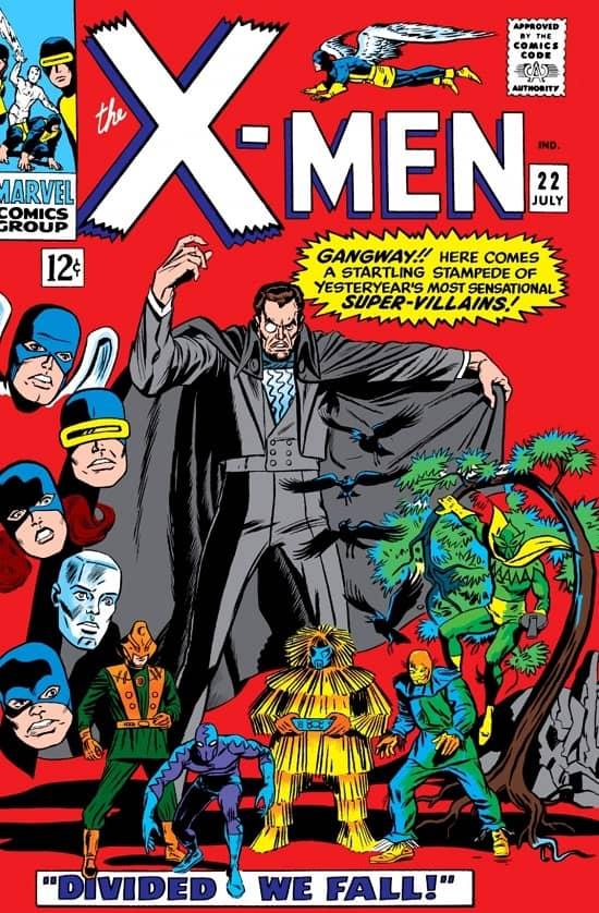 Marvel X-Men 22-small